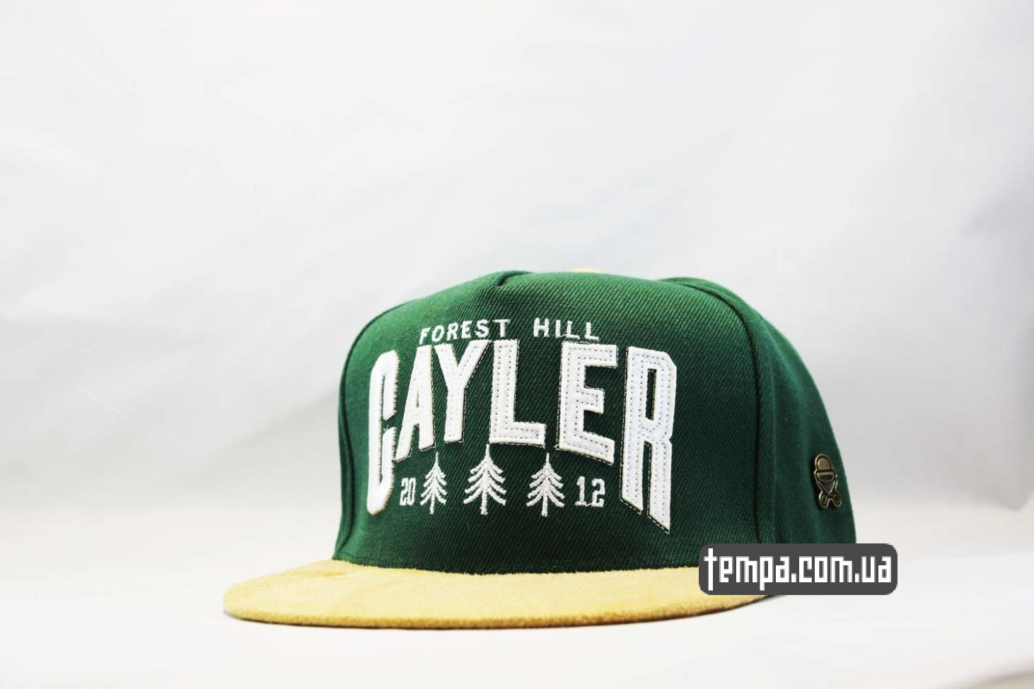 кепка бейсболка snapback cayler and sons forest hill зеленая