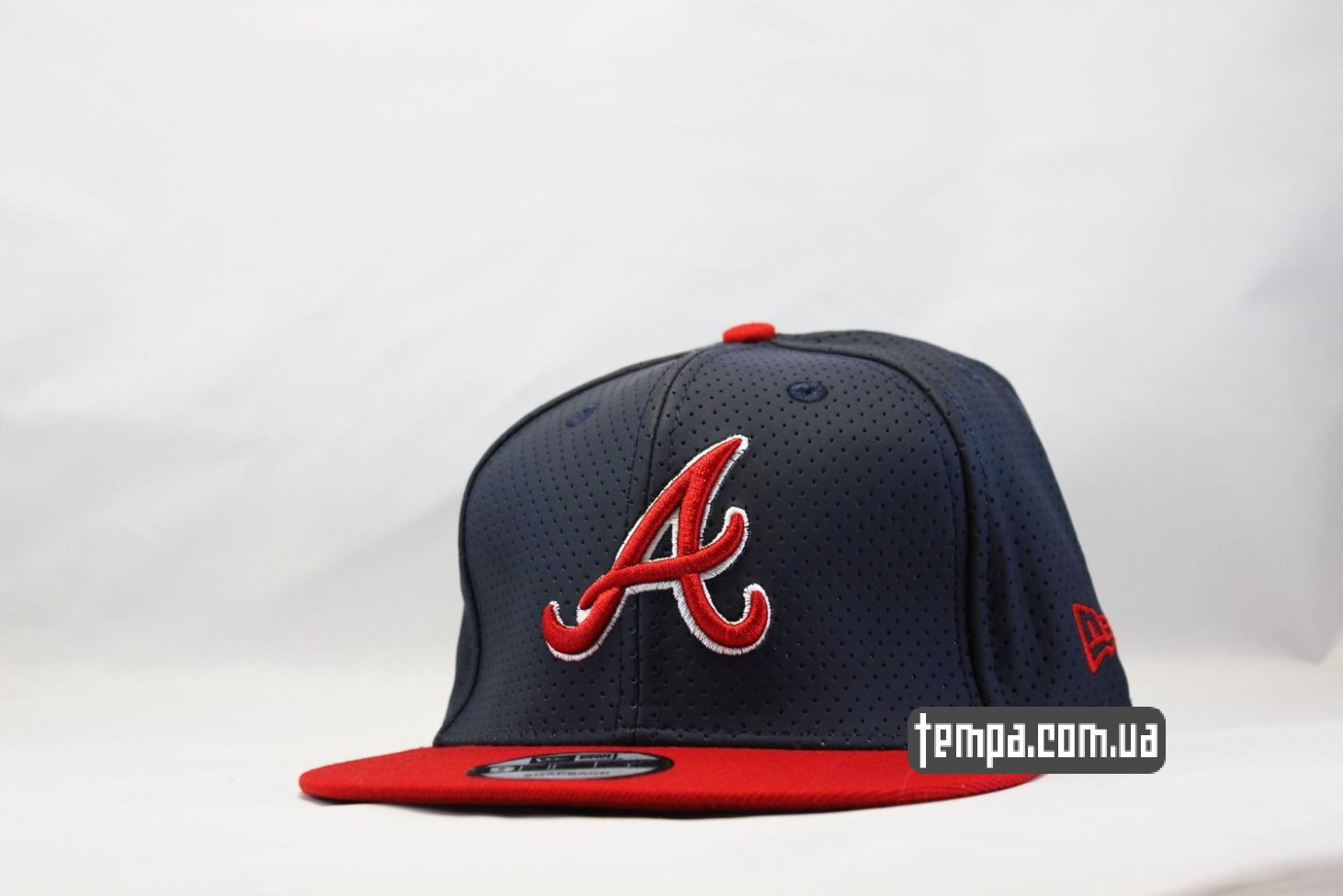 кепка snapback atlanta braves trucker NEW ERA с сеткой