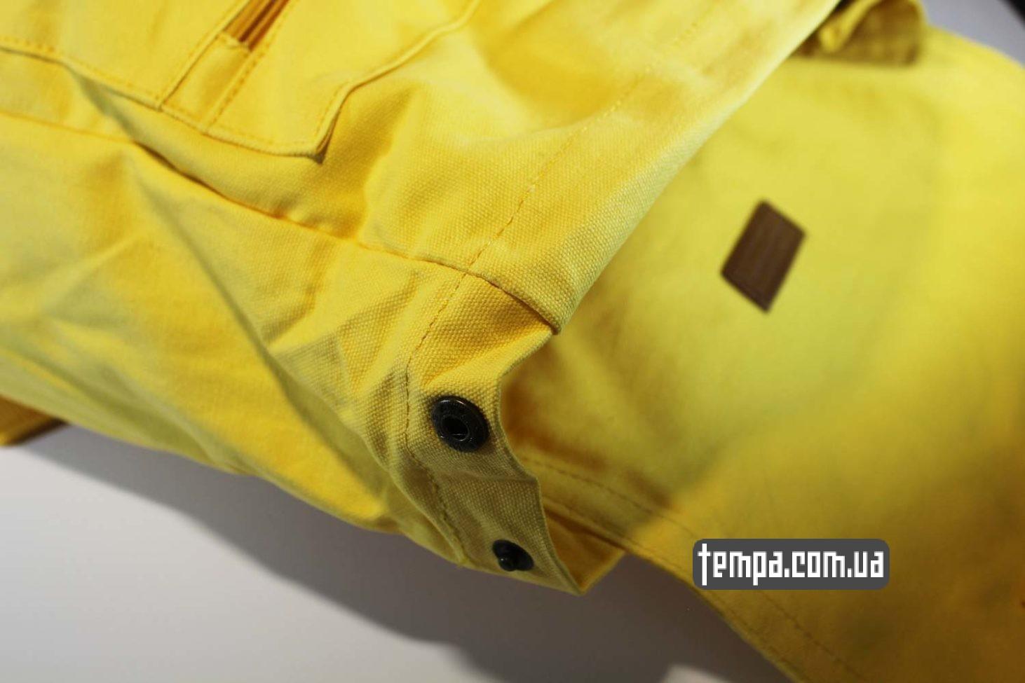 купить заказать украина рюкзак сумка G-1000 FOLDSACK NO.1 fjallraven kanken желтый