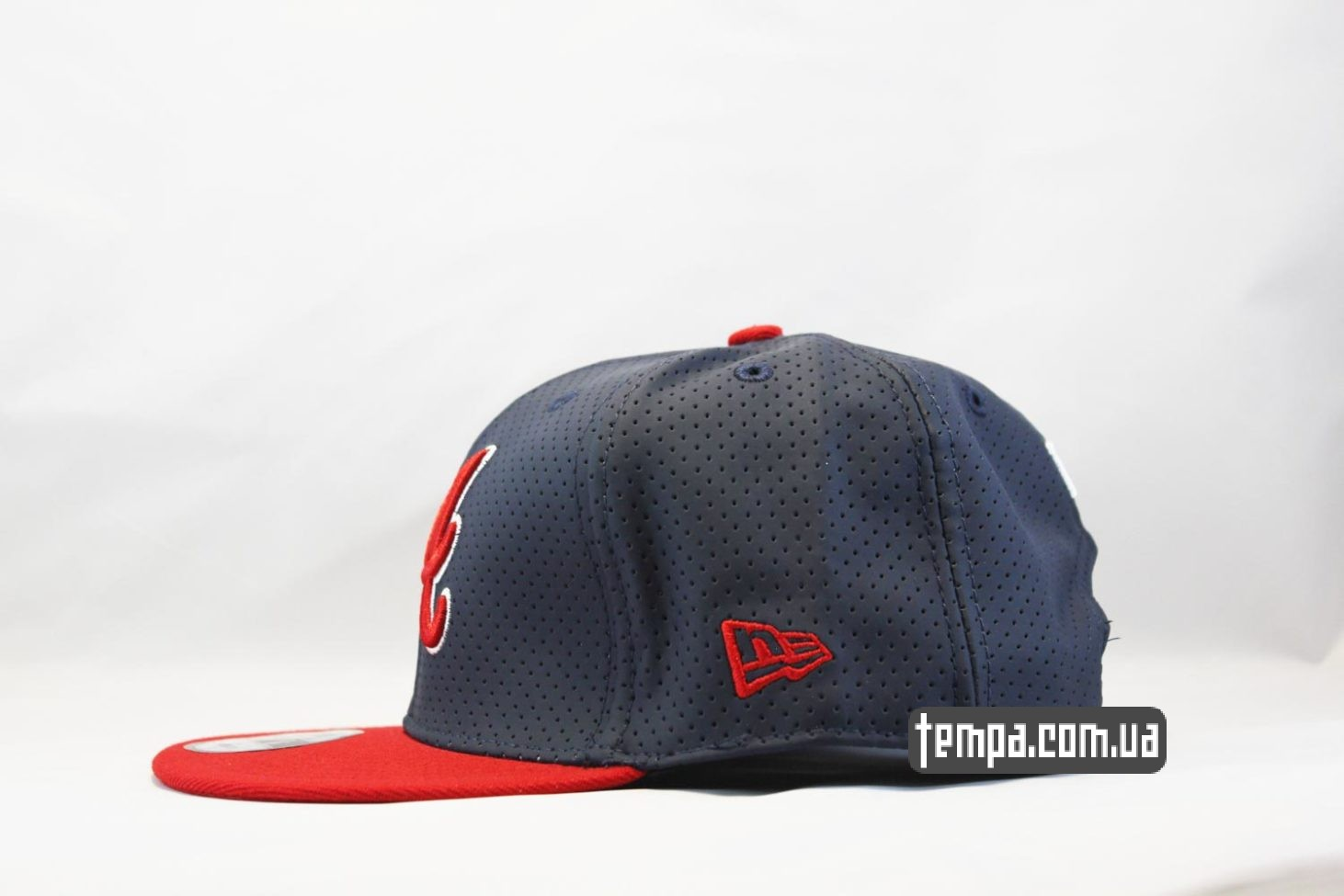 магазин NEWERA украина кепка snapback atlanta braves trucker NEW ERA с сеткой