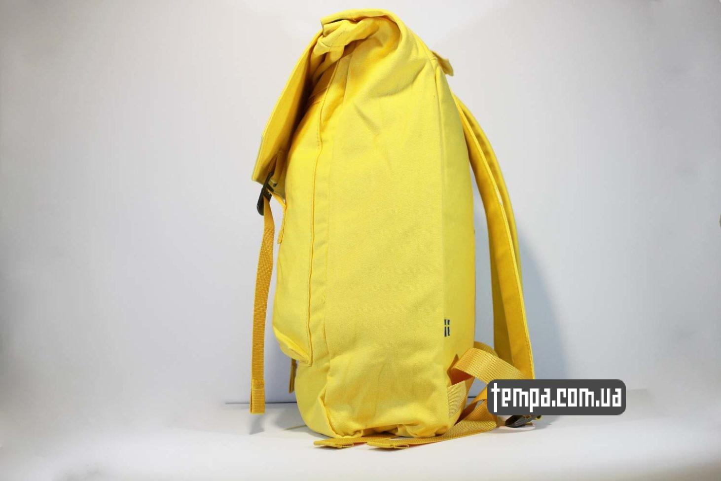 мужские женские рюкзак сумка G-1000 FOLDSACK NO.1 fjallraven kanken желтый