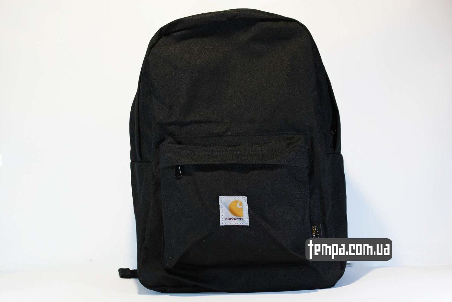 рюкзак Carhartt black backback черный купить Украина