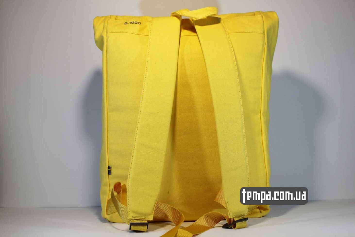 рюкзак сумка G-1000 FOLDSACK NO.1 fjallraven kanken желтый