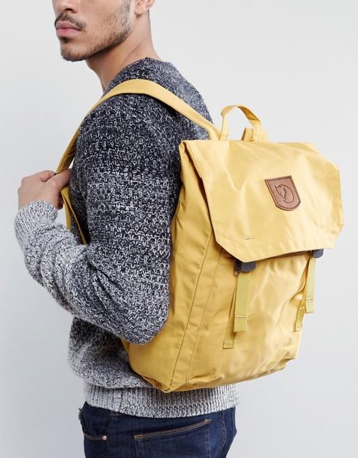 школьные университет рюкзак сумка Fjallraven Foldsack No.1 Backpack