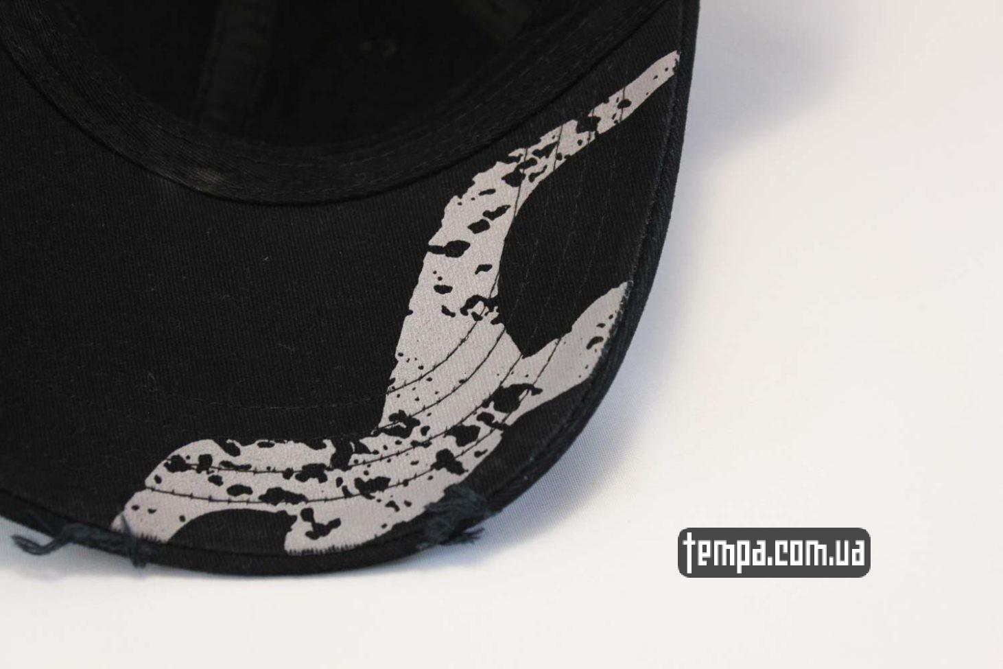 hollister bird кепка бейсболка hollister черная с логотипом и чайкой