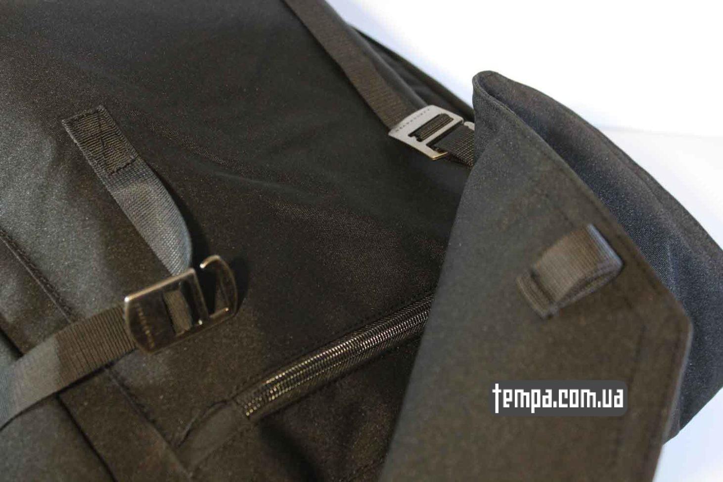 купить киев одесса рюкзак сумка Fjallraven Foldsack No.1 Backpack черный