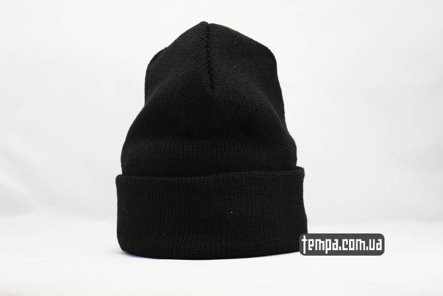 брикстон украина купить шапрка beanie BRIXTON mfg company черная с индейцем