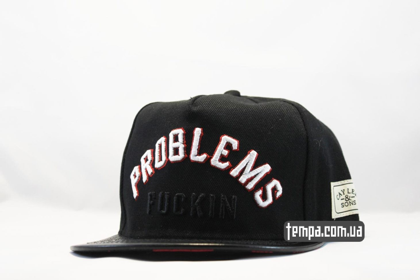 кепка snapback FUCKIN PROBLEMS fucking Cayler and Sons