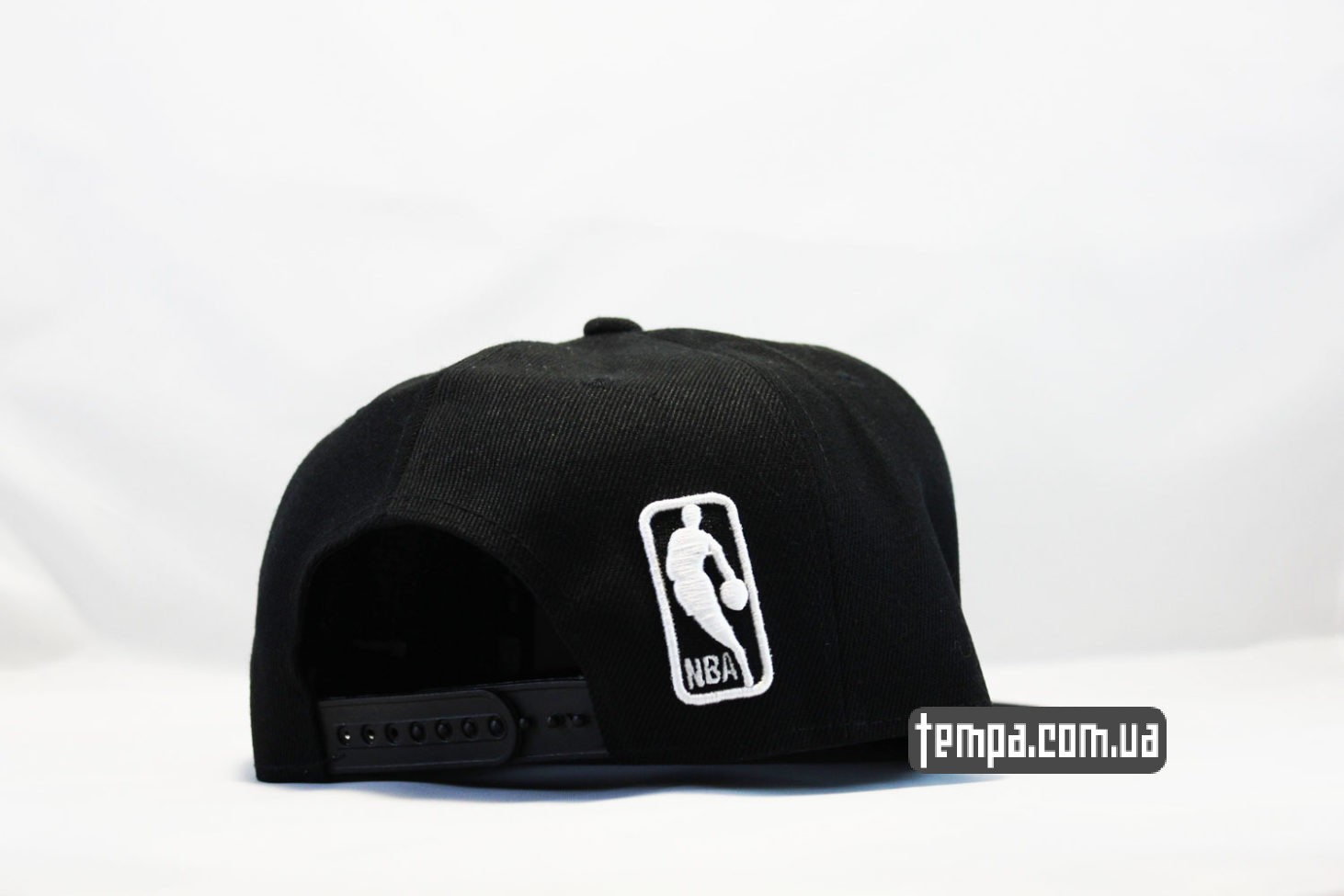 nba basketball кепка snapback Chicago Bulls New Era 9fifty черная с быком