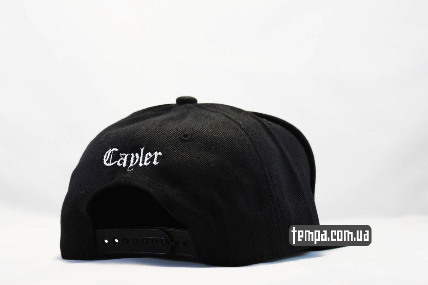 реперская одежда Украина кепка snapback Cali Love Cayler and Sons купить Украина