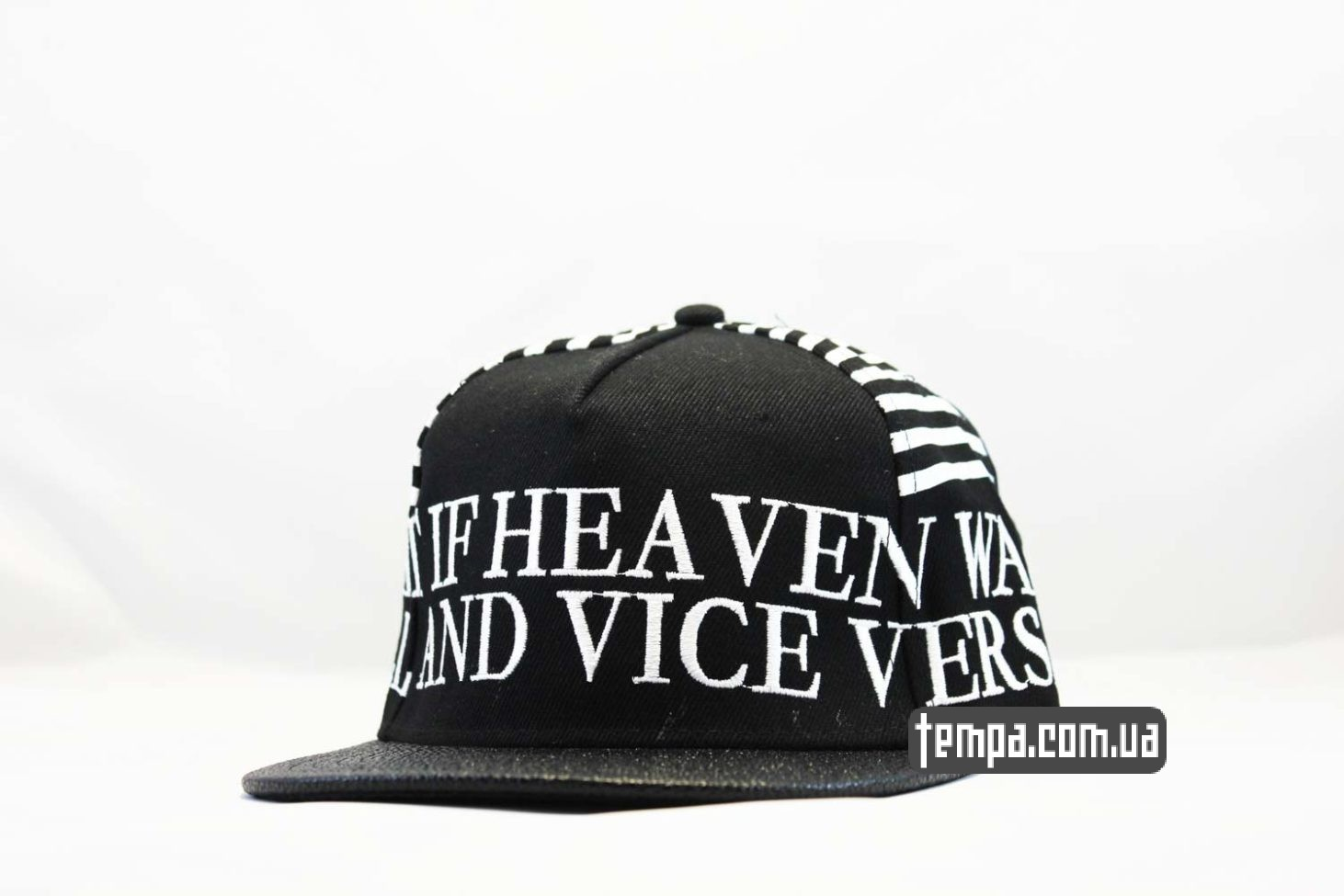 snapback кепка What if Heaven was Hell and vica versa Pastor Troy cayler and sons