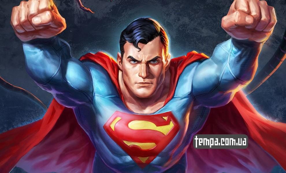superman_dc купить одежду комиксы украина