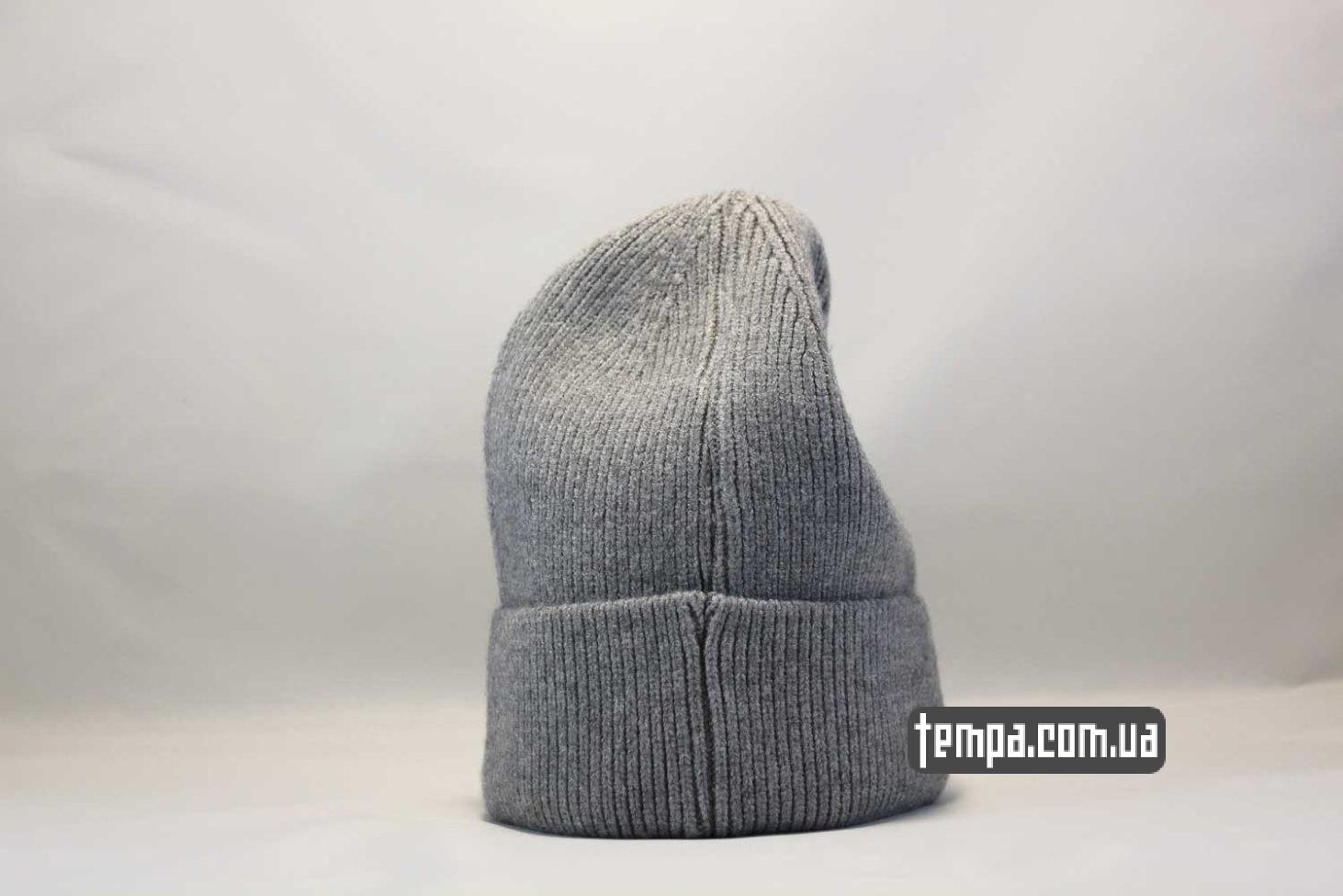бини украина магазин шапка beanie champion серая Украина купить