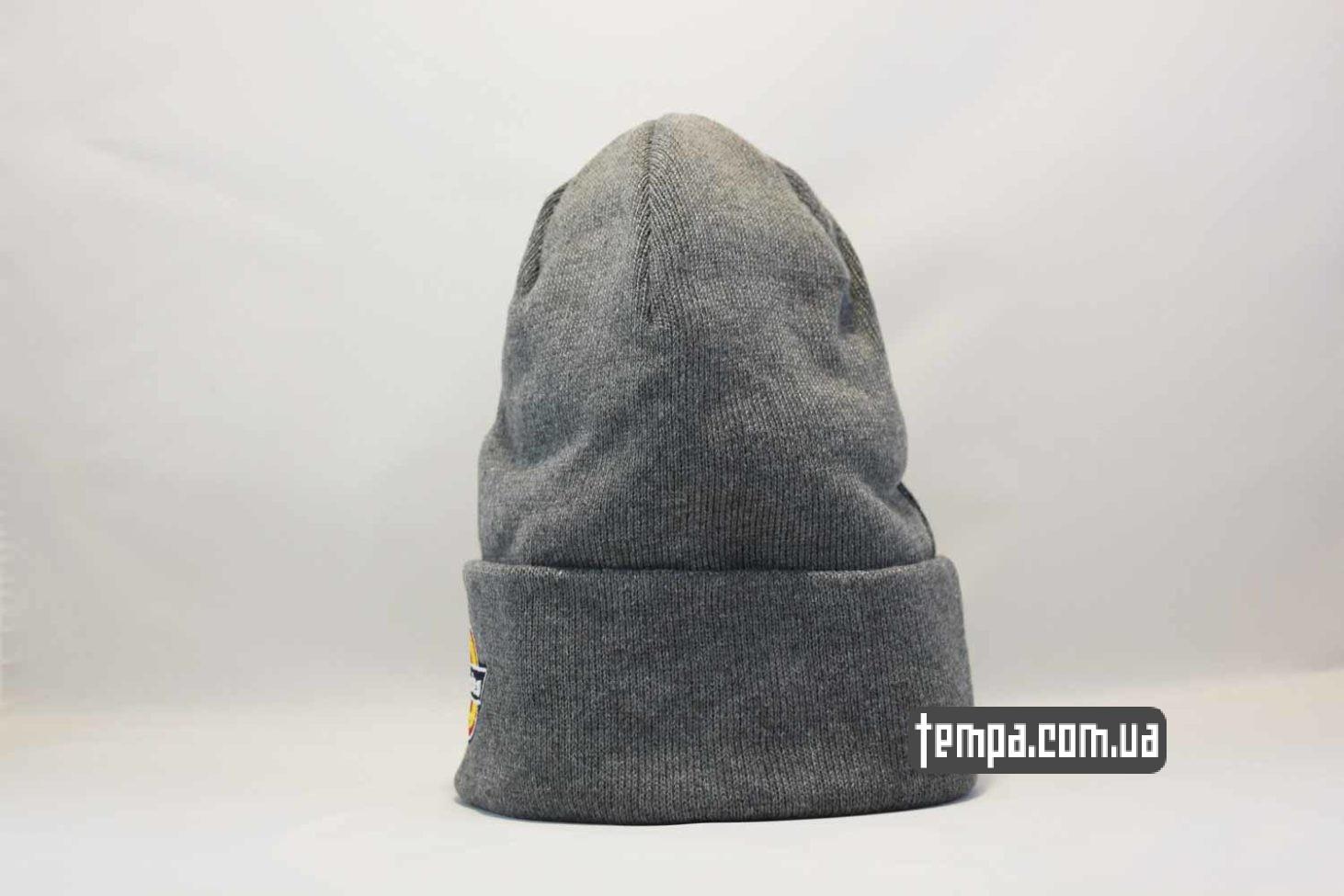 дикис украина шапка beanie Dickies grey серая купить Украина