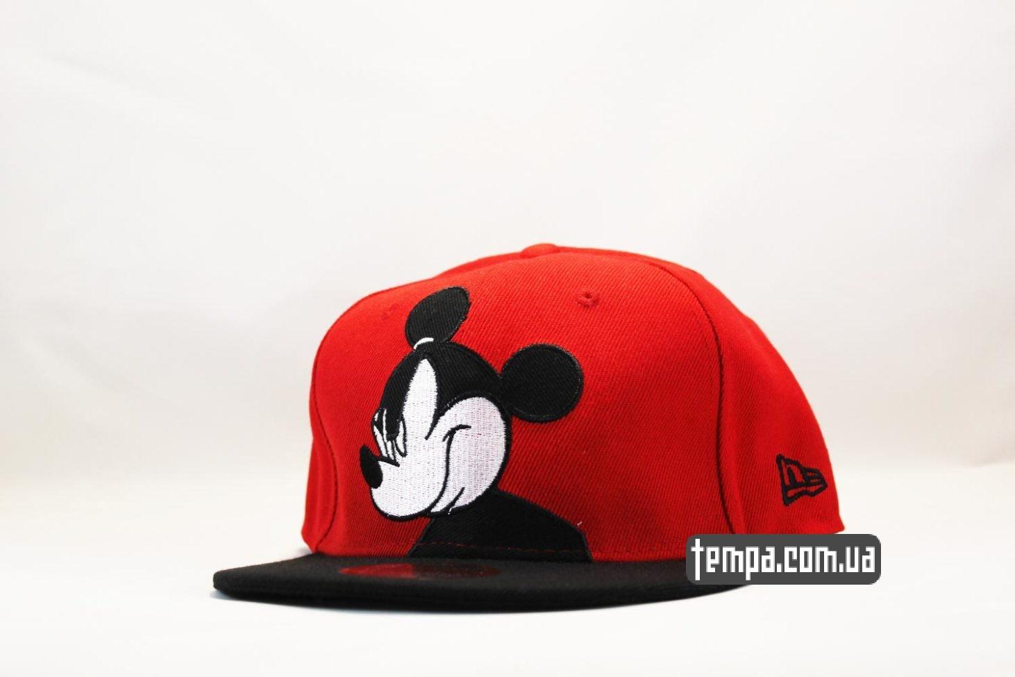 кепка snapback Mad Mickey Mouse New Era Disney