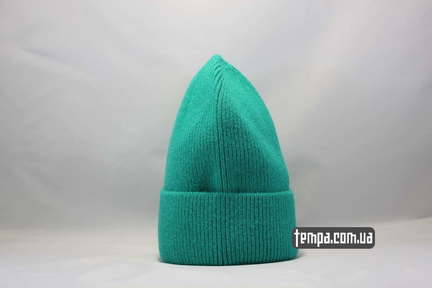 тепля зимняя шапка beanie Champion green зеленая купить Украина
