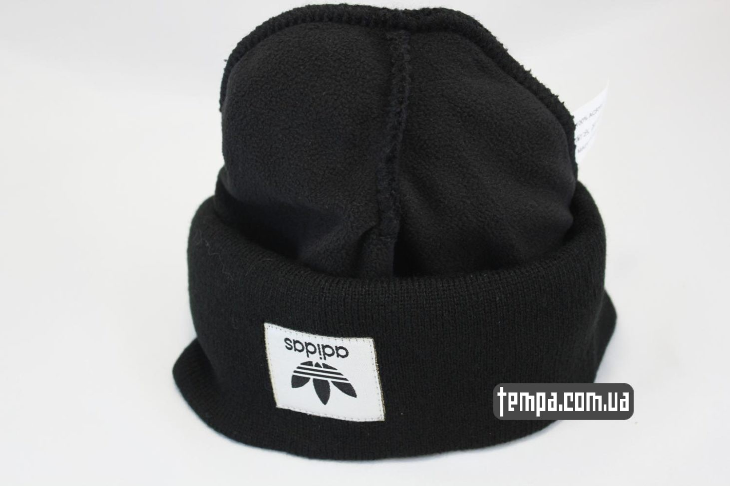 adidas где купить шапка beanie ADIDAS originals черная купить Украина