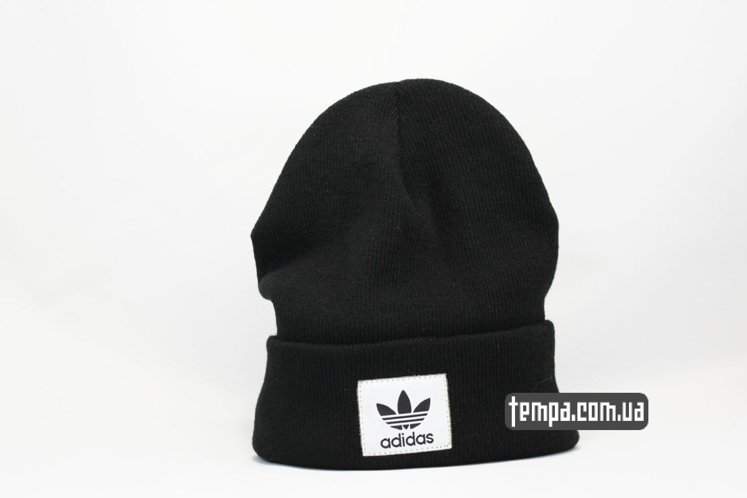 шапка beanie ADIDAS originals черная купить Украина