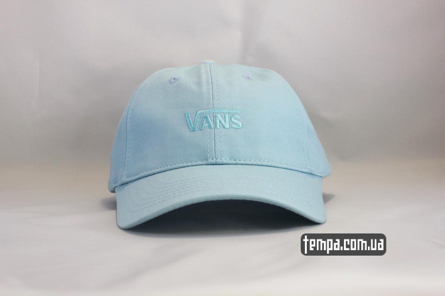 кепка Vans snapback голубая купить Украина