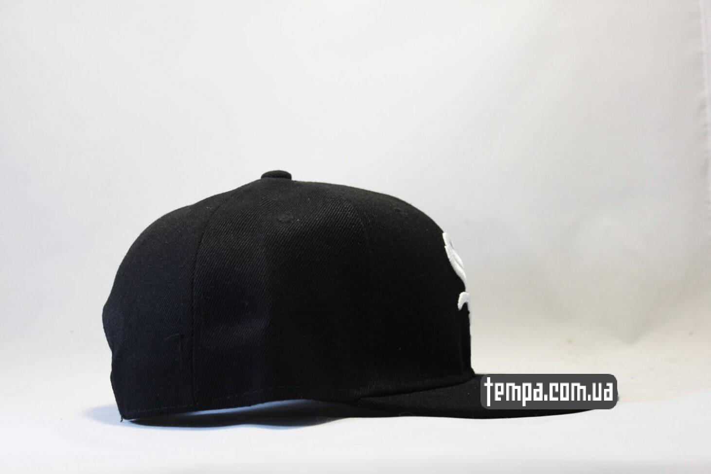 кепка snapback SOX new era 9fifty black черная купить украина
