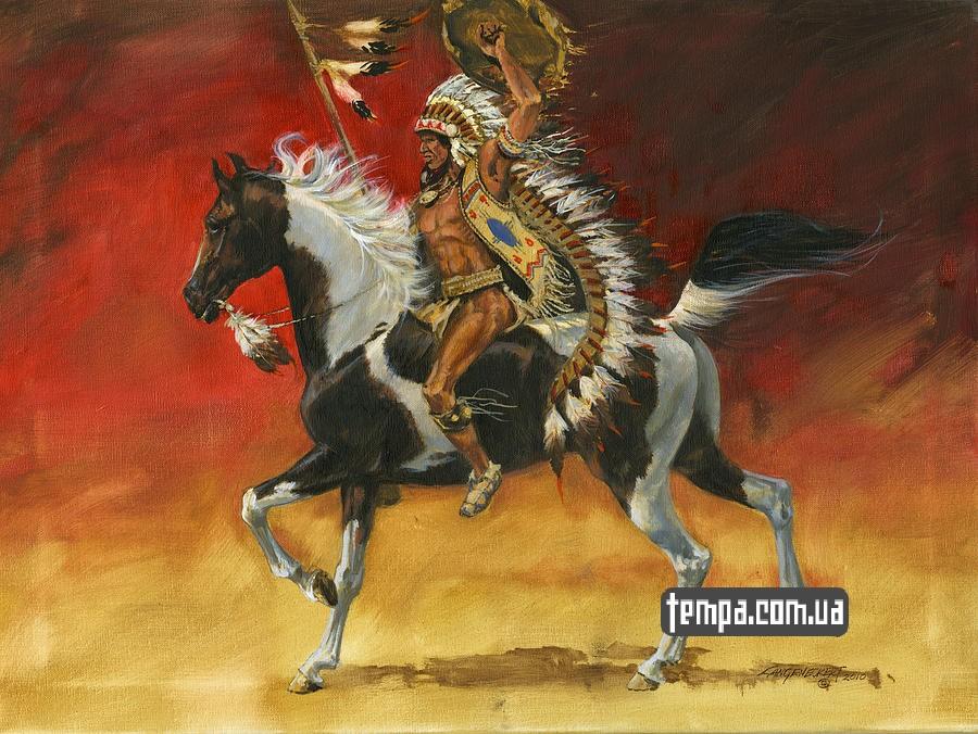 american-indian-кепка купить украина индейская