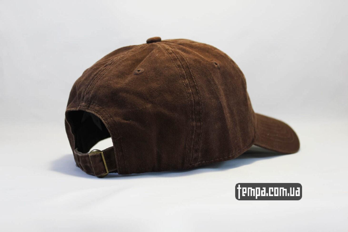 кепка снепбек коричневая бейсболка Carhartt купить Украина
