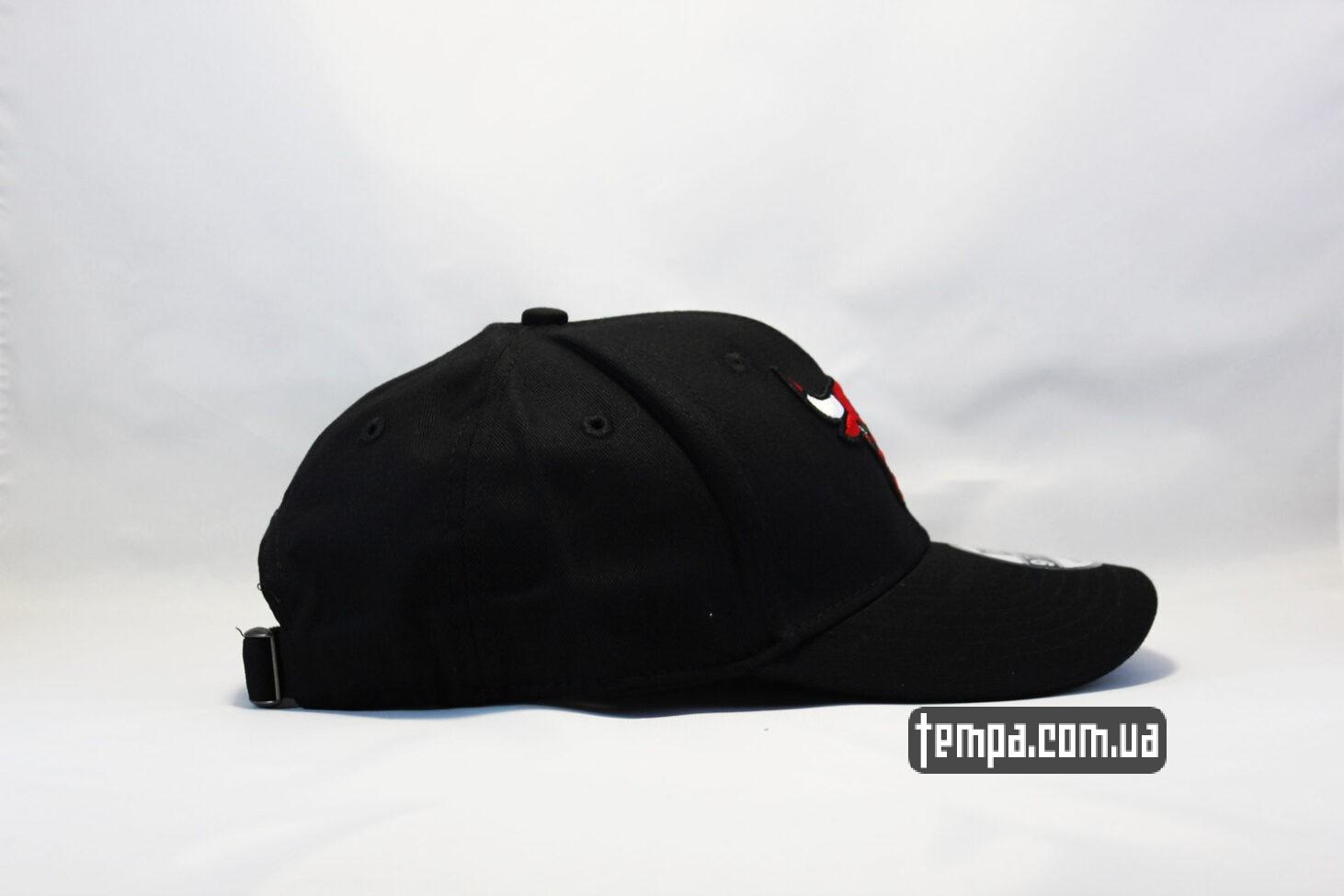 реперская одежа Киев Одесса купить кепка бейсболка chicago bulls черная new era 9twnty с быком