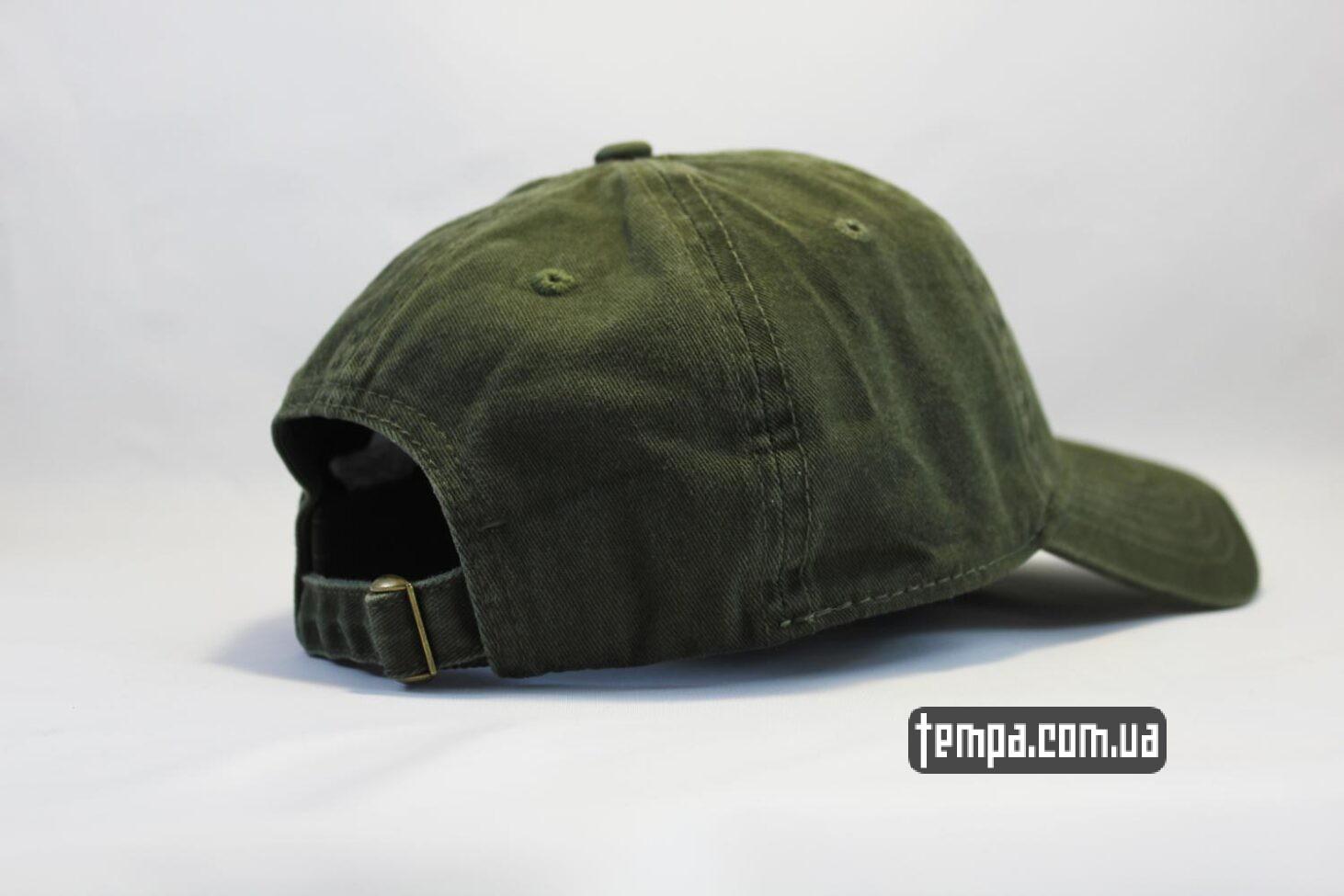 цвет хакки кепка бейсболка Carhartt green зеоеная кожаный козырек