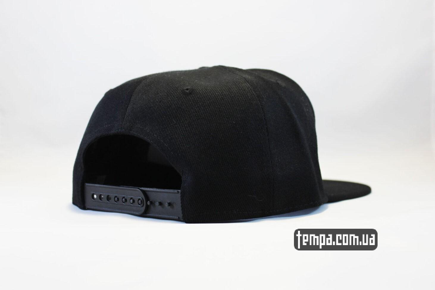 магазин бейсболок Киев Одесса кепка snapback LA Los Angeles New Era 9fifty черная на черном
