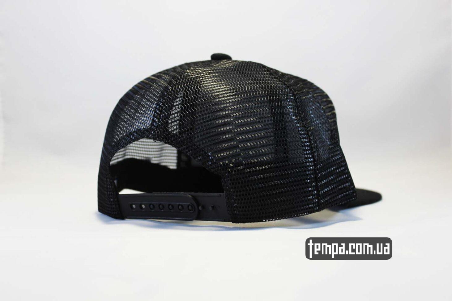 в сеточку купить летнюю кепка trucker snapback White SOX New Era 9fifty черная