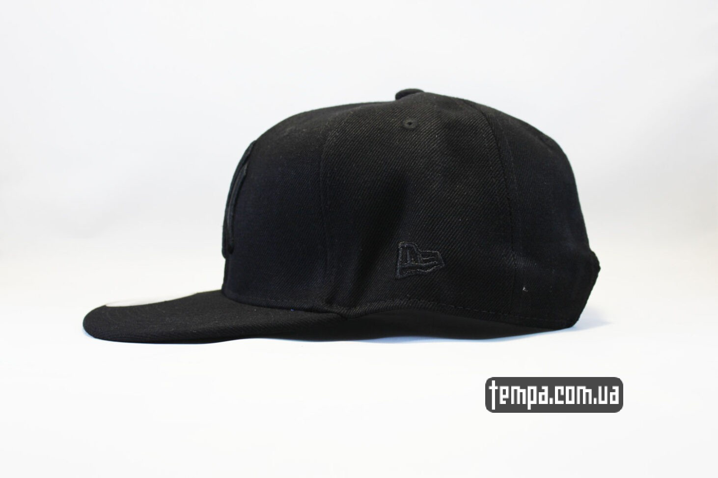 янки янкис кепка Snapback New Era NYC New York черная на черном black