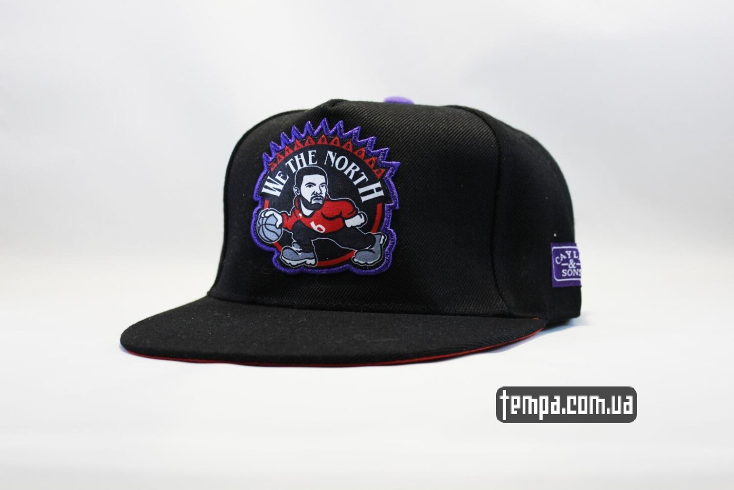 кепка snapback drake we the north cayler and sons купить