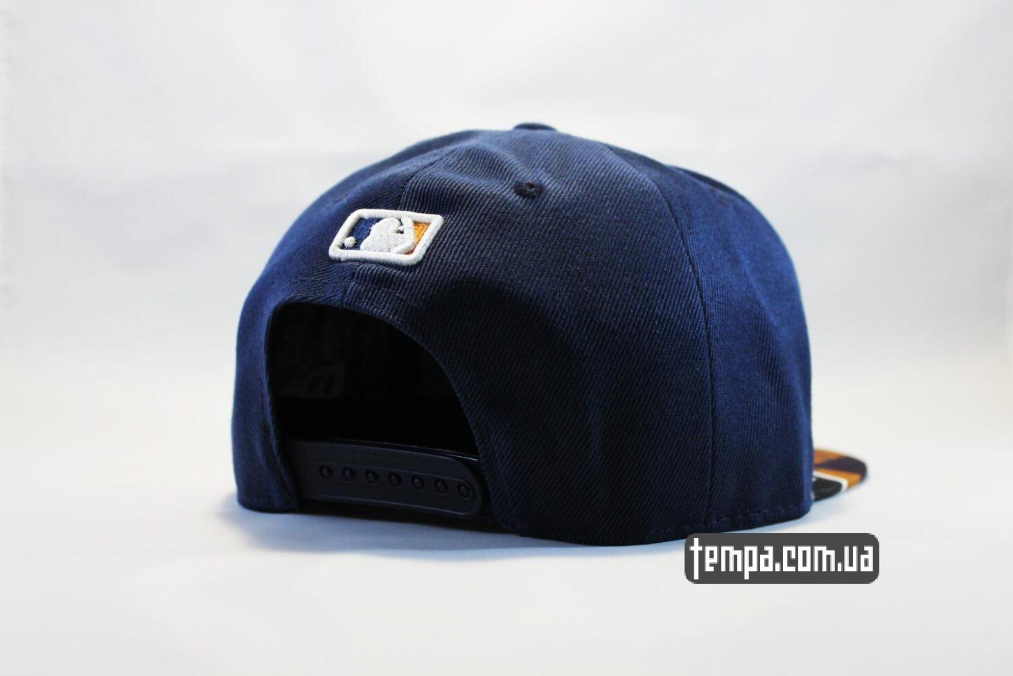кепка снепбек Украина кепка snapback Detroit синяя NewEra