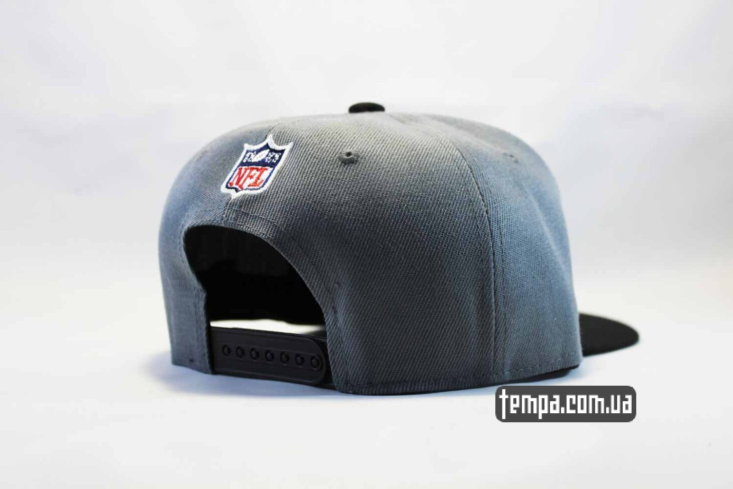 райдерс купить оригинал кепка snapback Raiders NewEra 9fifty серая