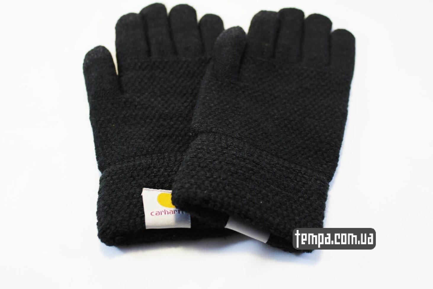 Кархарт Украина купить перчатки carhartt черные для мобильный сенсорных телефонов
