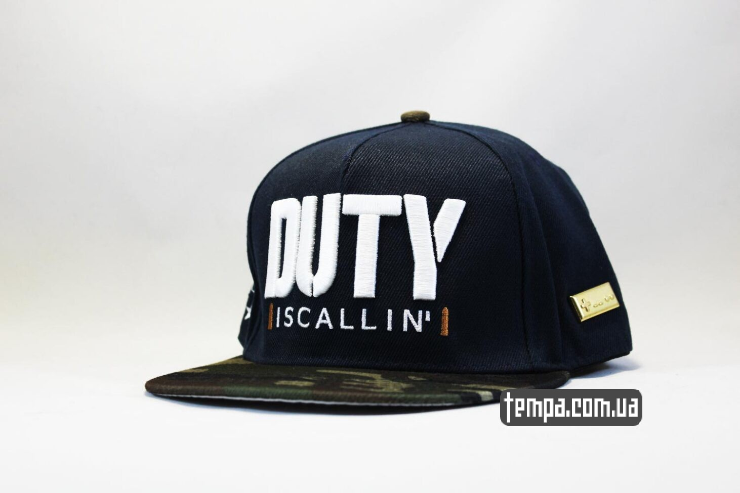 кепка snapback Call Of Duty Duty is Calling геймерская Cayler and Sons