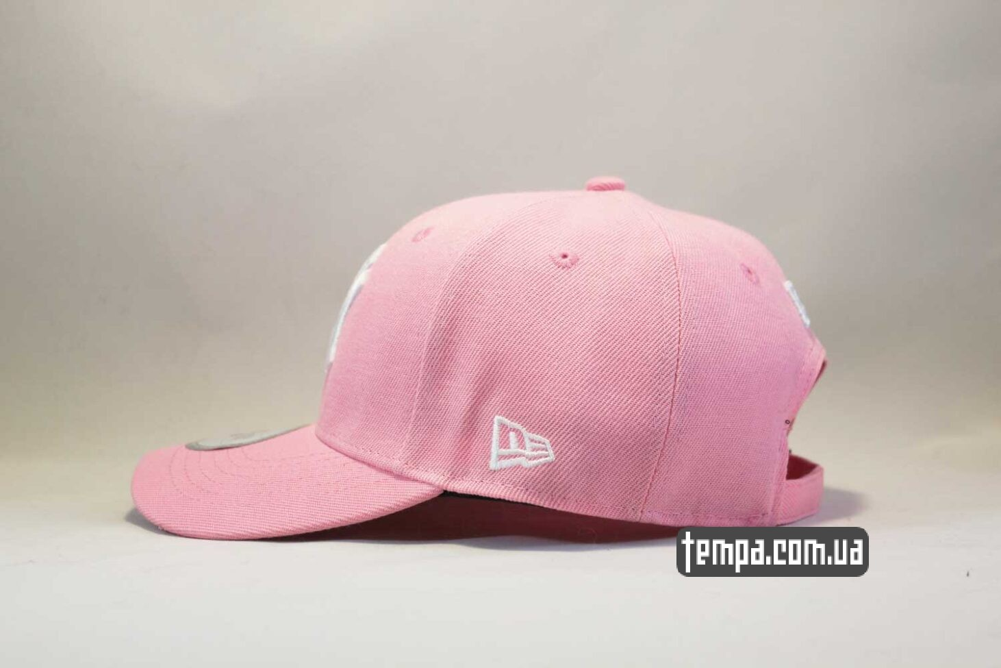 newera ориниал Украина купить кепка бейсболка New Era Yankees Pink розовая бейсболка