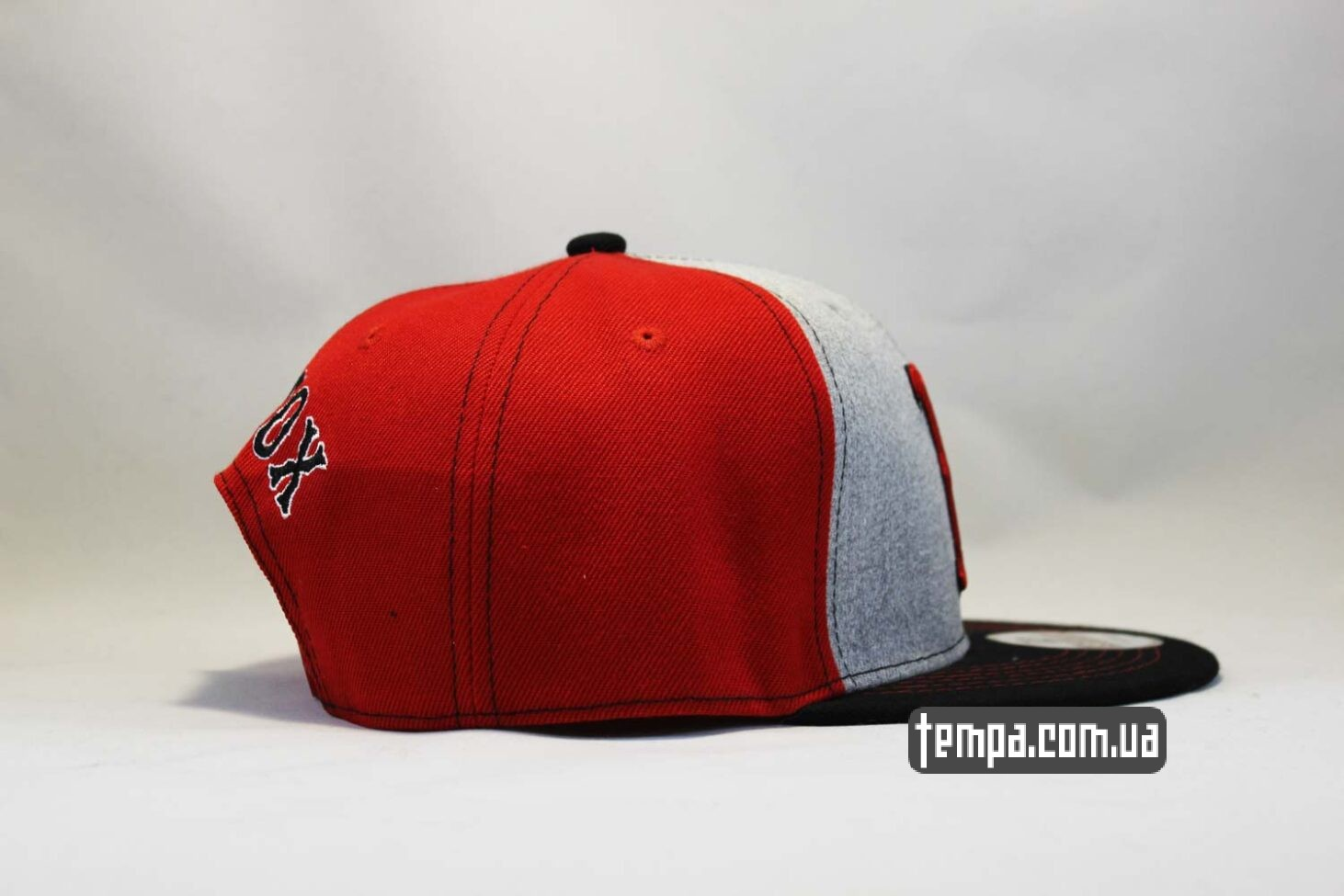 red sox купить кепка snapback Boston NewEra 9fifty бостон бейсбокла купить красно-серая