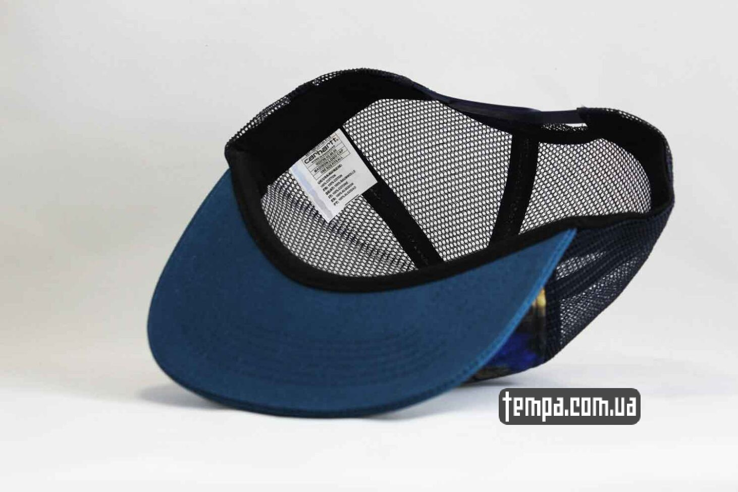 бейсболка Тракер купить украина кепка Trucker Snapback Carhartt ART с сеточкой