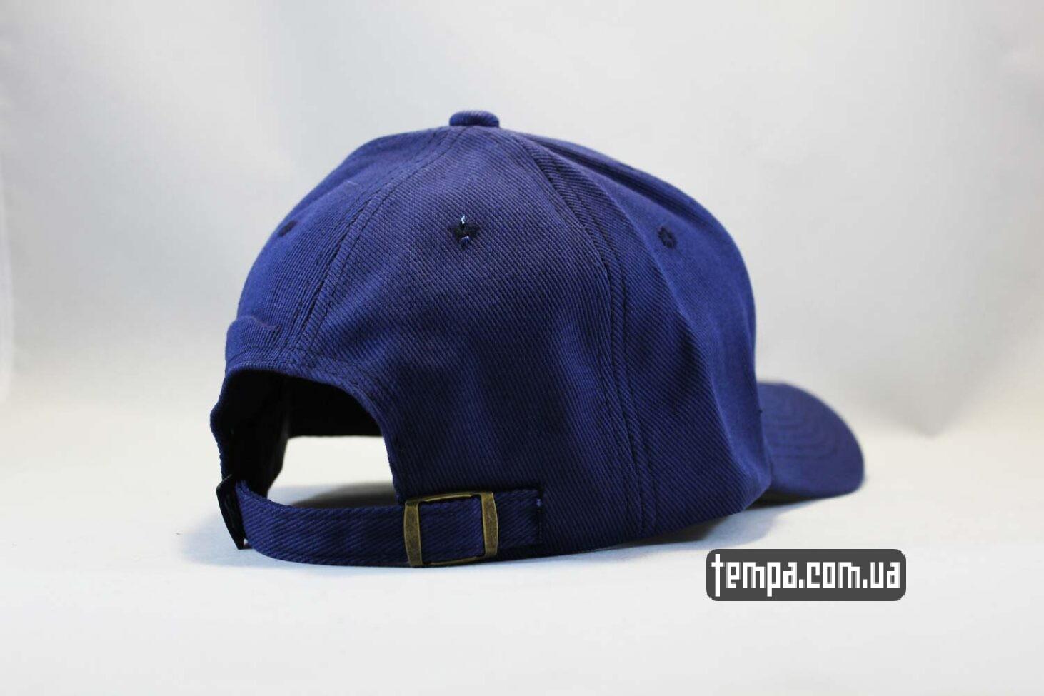 круглый закругленный козырек кепка бейсболка NY New York Yankees 47 New Era синяя