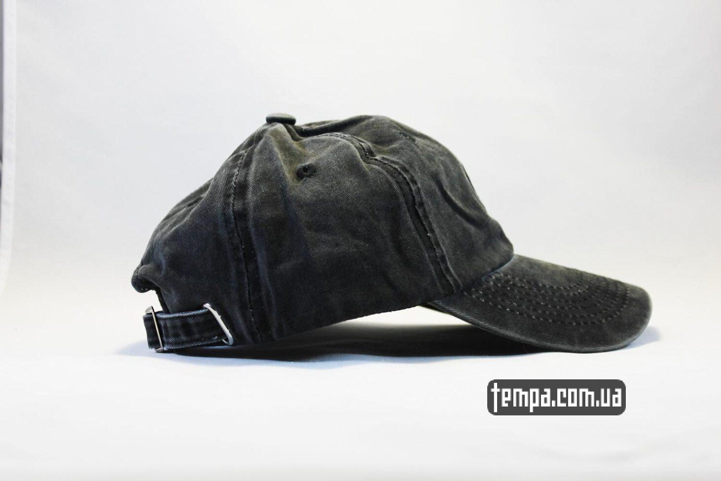 стасси стусси Украина купить джинсовая бейсболка кепка STUSSY серая купить