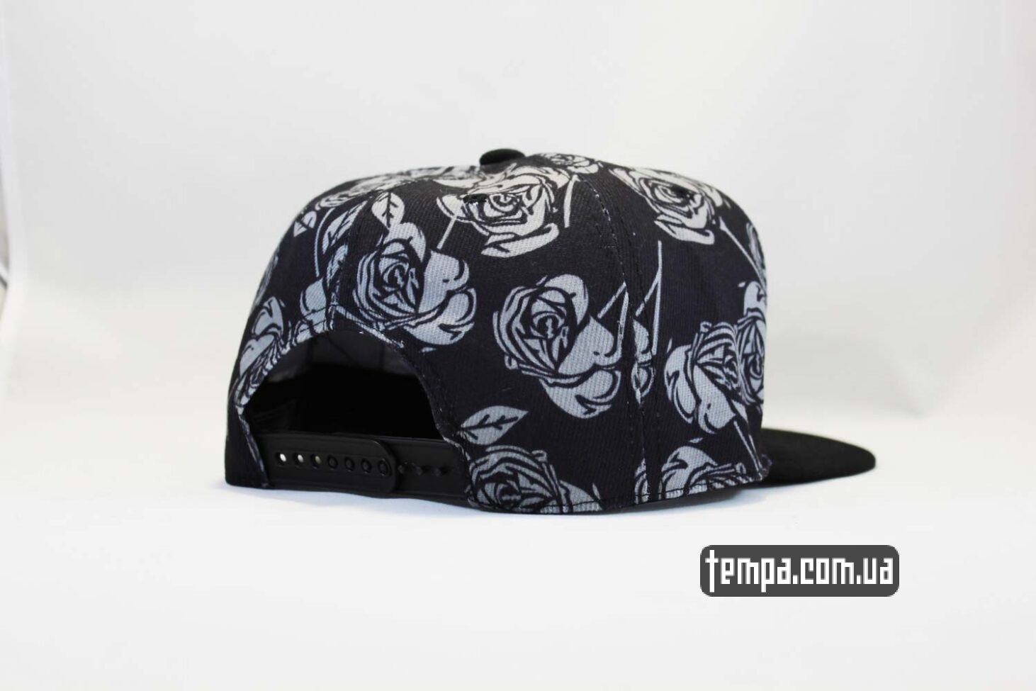 купить оригинальную одежду кепка snapback Cayler and Sons черные розы купить Украина