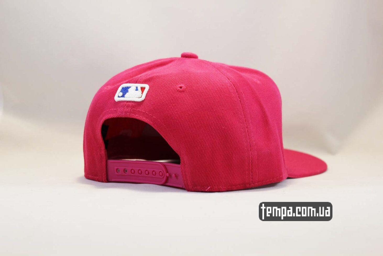 newEra кепка snapback NY Yankees New York Pink Розовая купить Украина