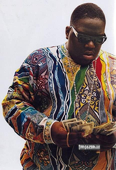 The Notorious B.I.G. одежда купить Украина рэп хипхоп одежда