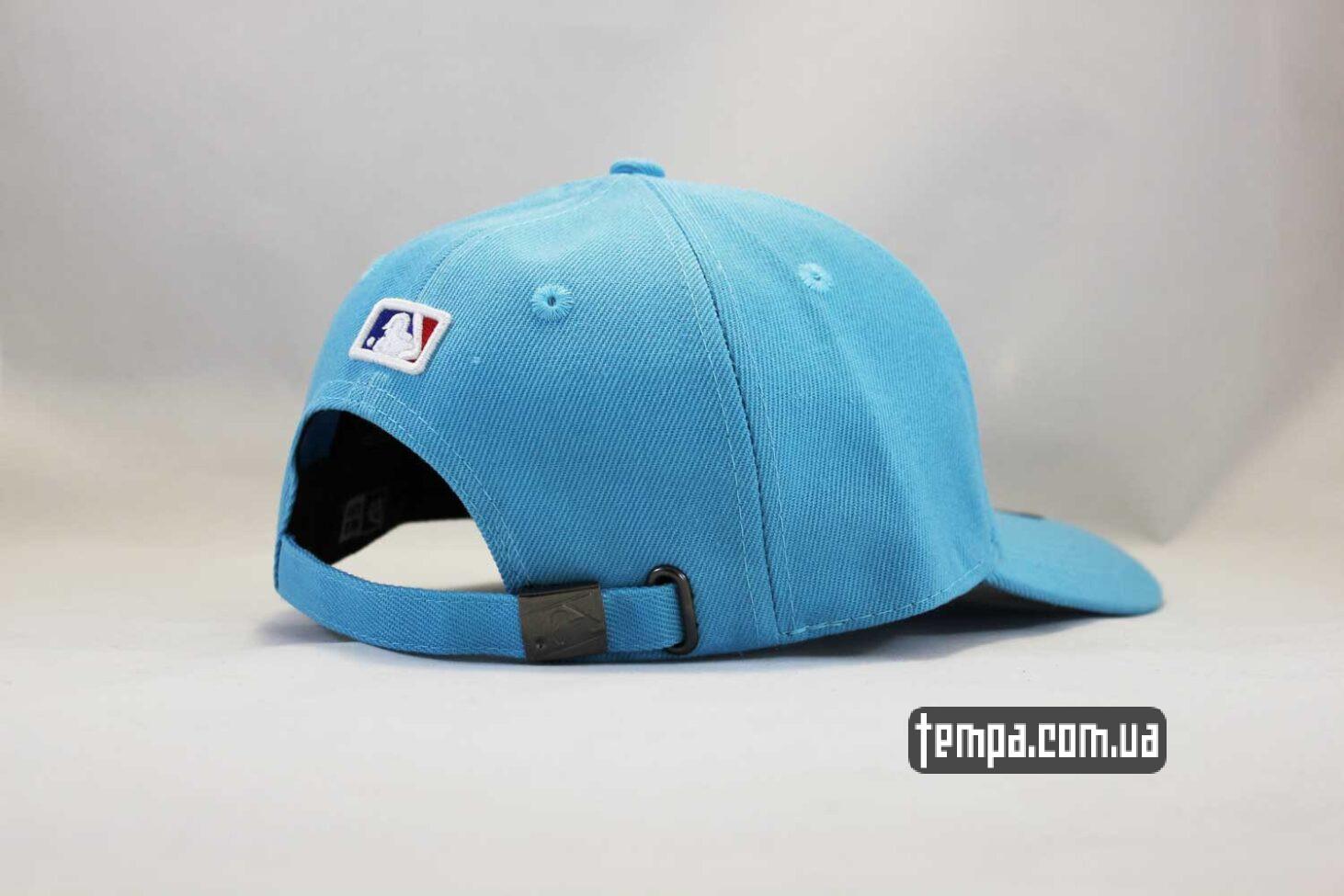 янкис оригинал кепка бейсболка snapback New Era New York Yankees голубая купить